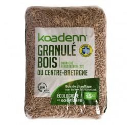 Granulés (pellets) 70 sacs 15 kg